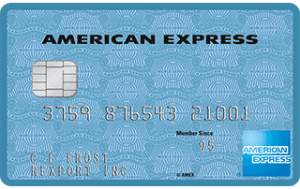 AMEX Business Entry Card