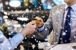 Kosten geldopname met credticard
