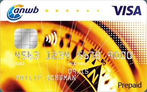 ANWB Visa Prepaid Card