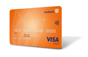 Holland Visacard