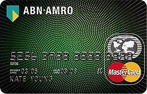 ABN Amro Studenten Mastercard Creditcard