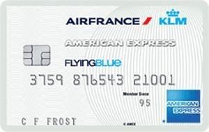 american express flying blue creditcard