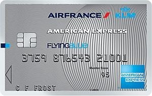 AMEX Flying Blue Silver Card aanvragen