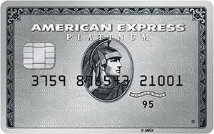 American Express Platinum Creditcard