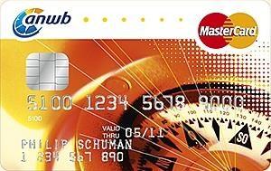 ANWB MasterCard Creditcard