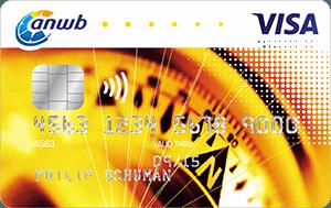 ANWB Visa Card jongeren aanvragen