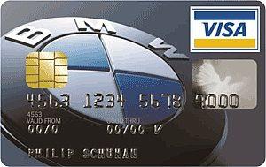 BMW Visa Card aanvragen