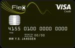 flex card creditcard