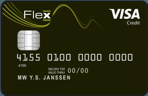 Flex Visa Card