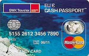 GWK Prepaid MasterCard