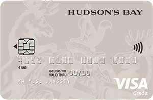 hudsonbay visa card
