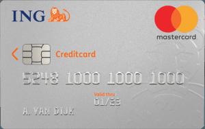 ING Studenten Creditcard aanvragen