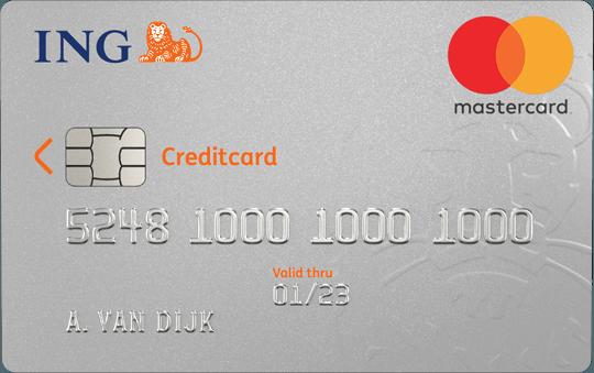 ing studenten creditcard - de creditcard voor de student