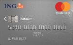 ing platinum card credit card