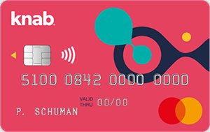 knab creditcard card
