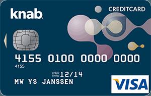 Knab Visa Card Creditcard