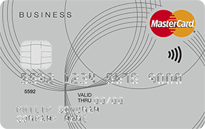 mastercard business card