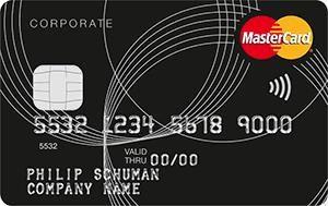 MasterCard Corporate Creditcard