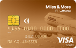 miles and more visa gold card