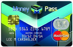 MoneyPass MasterCard