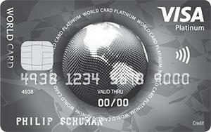 Transacties met Visa creditcard ruim 10 procent gestegen